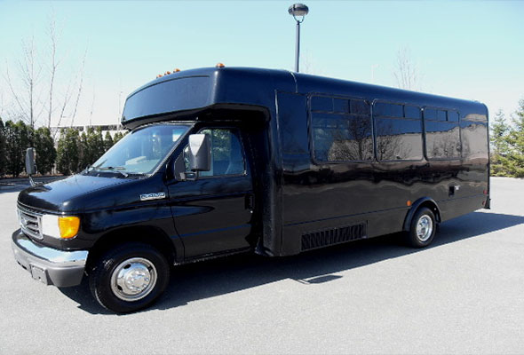 18 Passenger Party Buses Irving