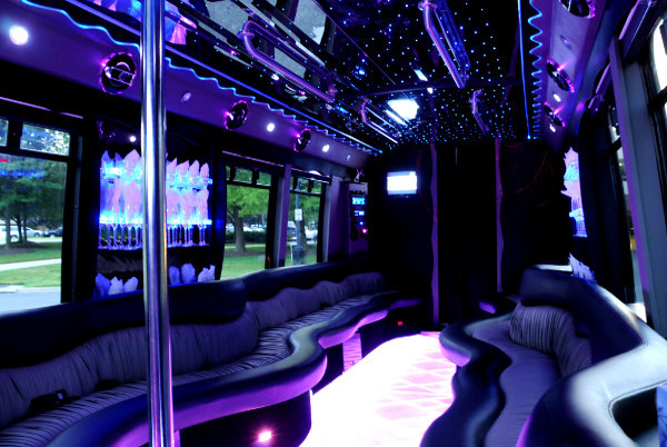 22 Seater Party Bus Irving TX