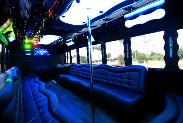 Party Bus For 40 People Irving