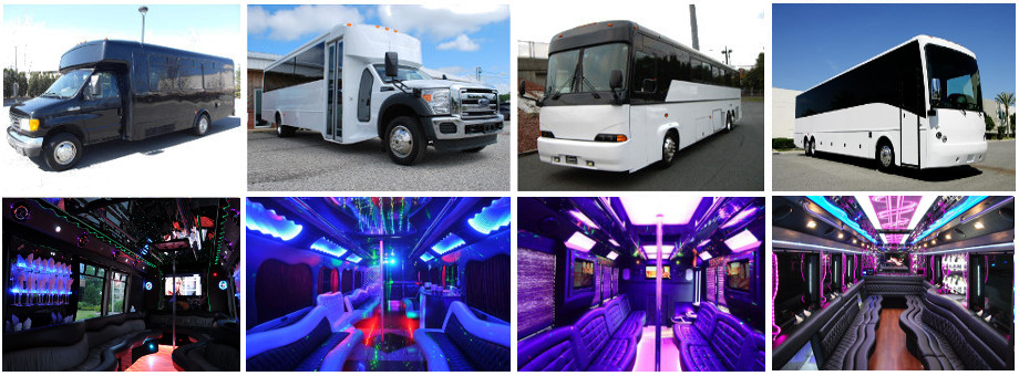 Party Buses In Irving Texas
